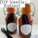 DIY Vanilla Extract is one of the easiest things you will ever make.