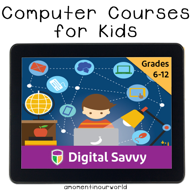 Learning essential computer skills for kids with CompuScholar, Inc