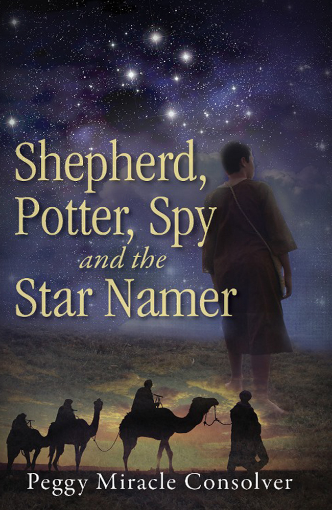 This is a great book about a Shepherd, Potter, Spy and the Star Namer.
