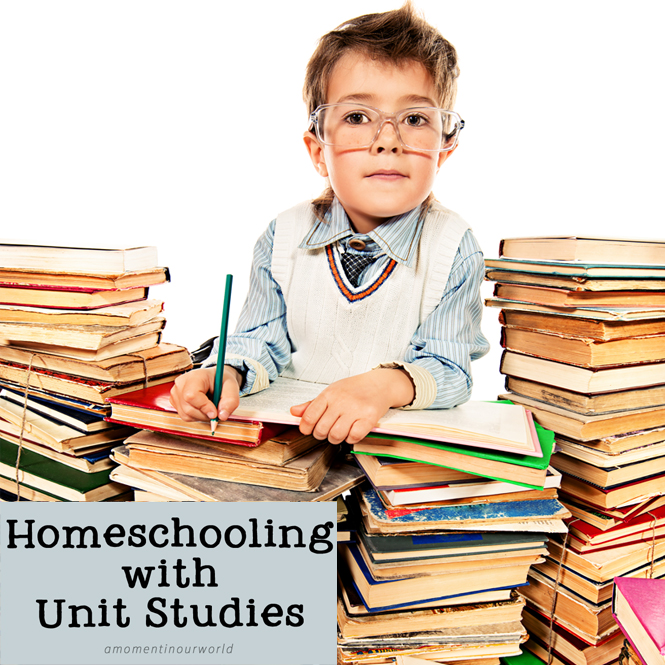 Homeschooling with Unit Studies is a fun, engaging and hands-on approach to learning. Read on and I will show you how.