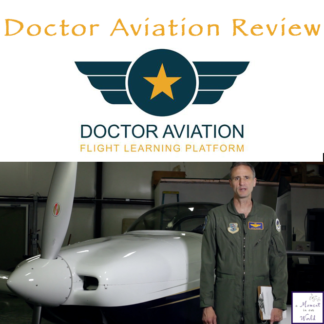 My oldest boy has been enjoying his time studying Aviation History with Doctor Aviation.