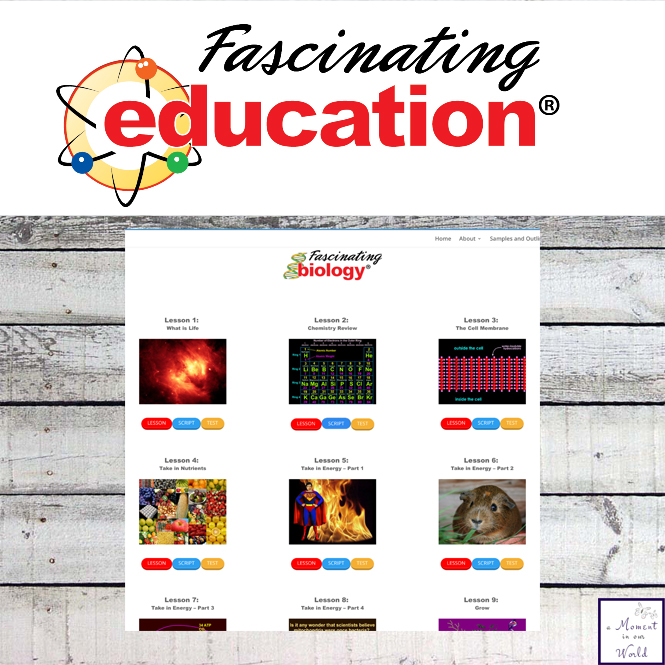 {Review} Fascinating Education ~ Biology