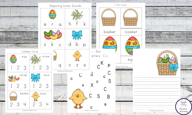 Lots of fun resources to go with the book, There was an Old Lady who Swallowed a Chick.