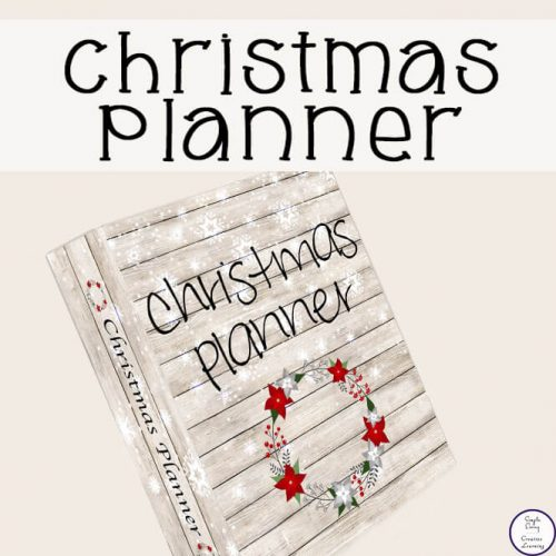 This Printable Christmas Planner is a great tool that will help you keep your spending, gifts and event planning on track this festive season.