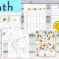 This Letter Y Printable Pack is aimed for children aged 3 - 9 and contains a variety of activities; simple math concepts, literacy and hands-on activities.