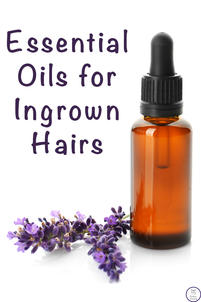 Essential Oils for Ingrown Hairs {With Recipes} - Simple