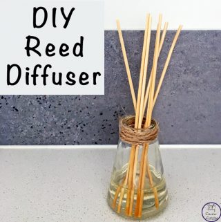 This DIY Reed Diffuser is quick and easy to make, and they make great presents as well.