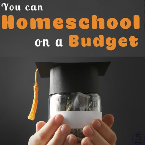 Homeschooling on a budget is not difficult, and expensive curricula is nice, but not always necessary. Like many things in life, the best opportunities are free!