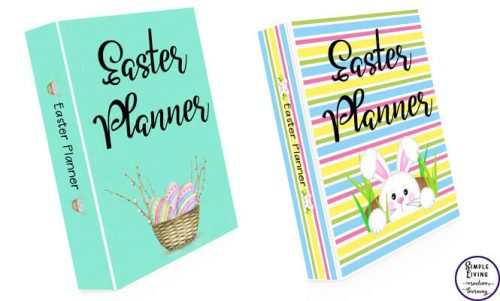 This Printable Easter Planner is a great tool that will help you keep your spending, gifts and event planning on track this festive season.