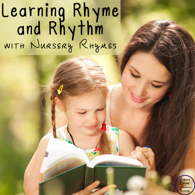 Learning Rhyme and Rhythm with Nursery Rhymes