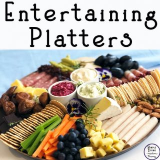 This guide will give you plenty of ideas and suggestions for what you can include in your entertaining platters and cheese boards.