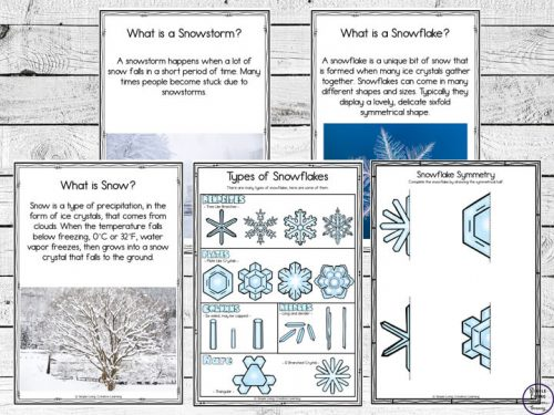 All About Snow Study