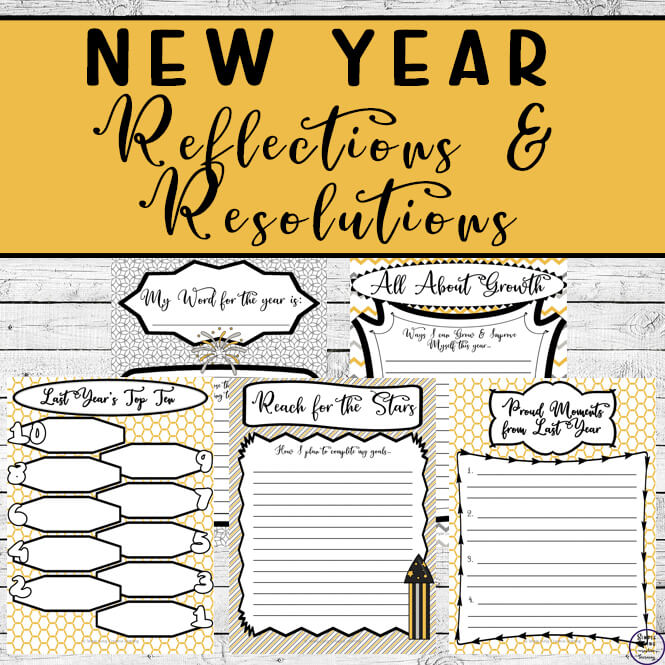 New Year Reflections And Resolutions