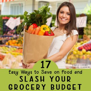Easy ways to save on food