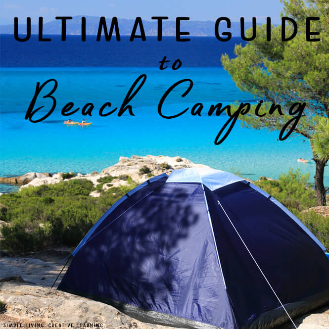 Ultimate Guide to Beach Camping