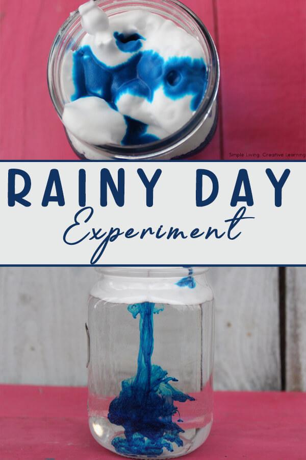 Rainy Day Experiment
