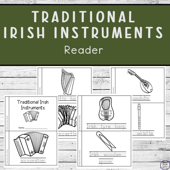 Traditional Irish Music Instruments Reader