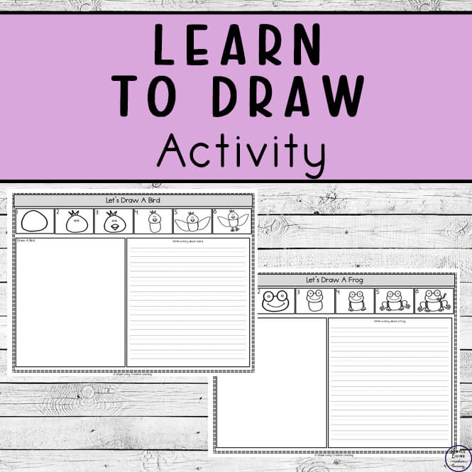 Learn to Draw Activity
