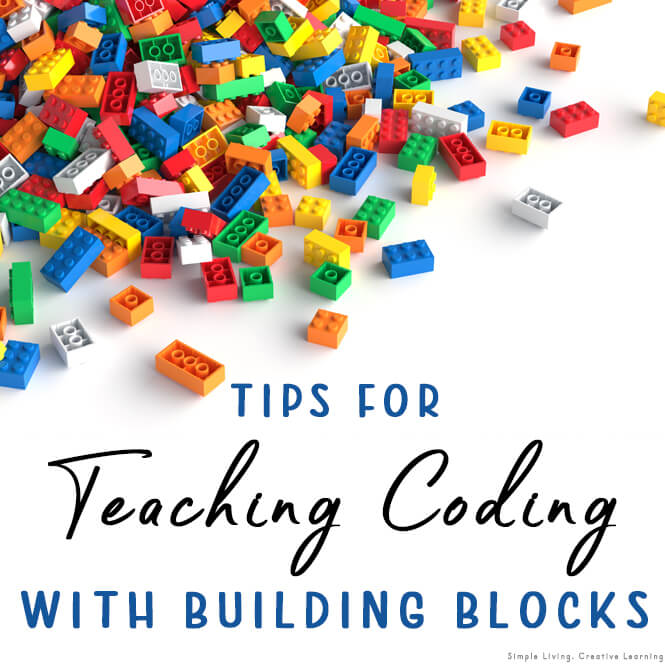 Teach Coding with Building Blocks
