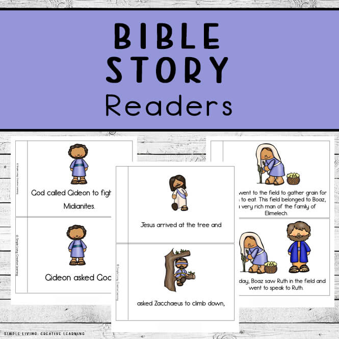 Bible Story Readers