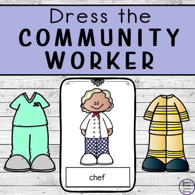 Dress the Community Worker