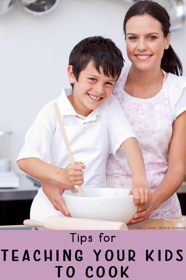 Tips for Teaching Your Kids To Cook