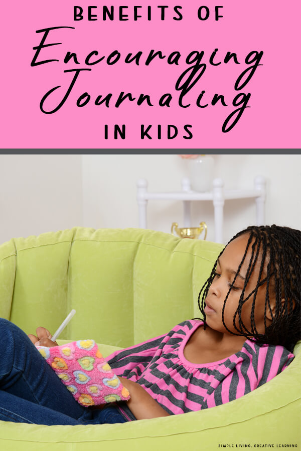 Benefits of Encouraging Journaling in Kids