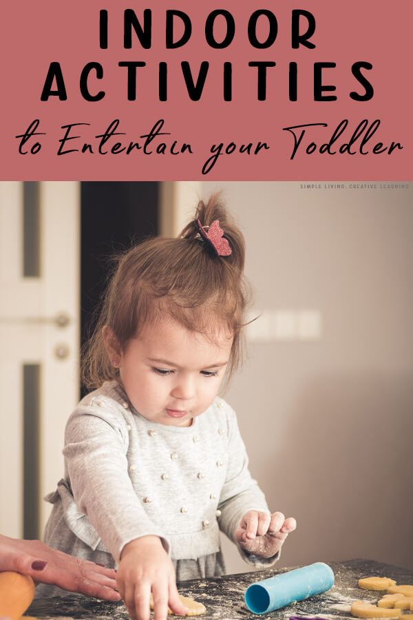 Indoor Activities to Entertain your Toddler
