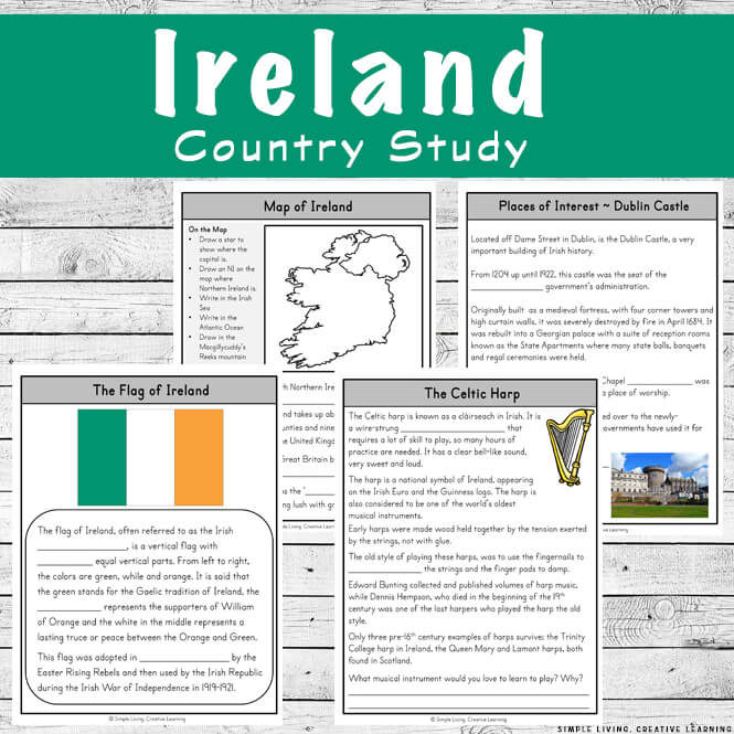 Ireland Country Study