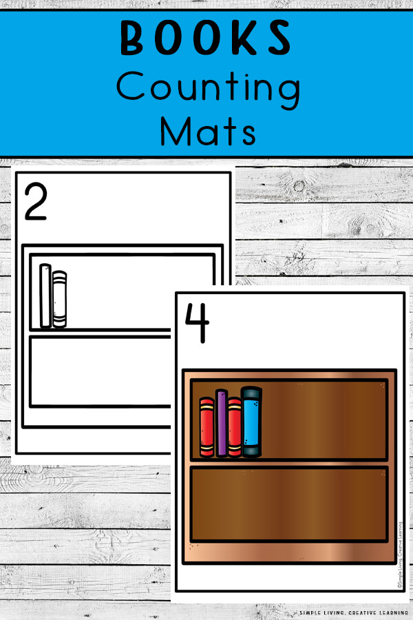 Books Counting Mats