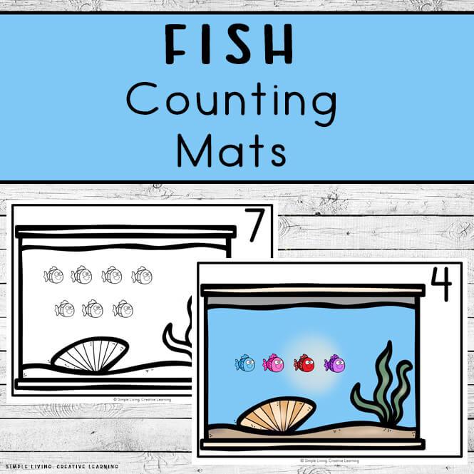 Fish Counting Mats