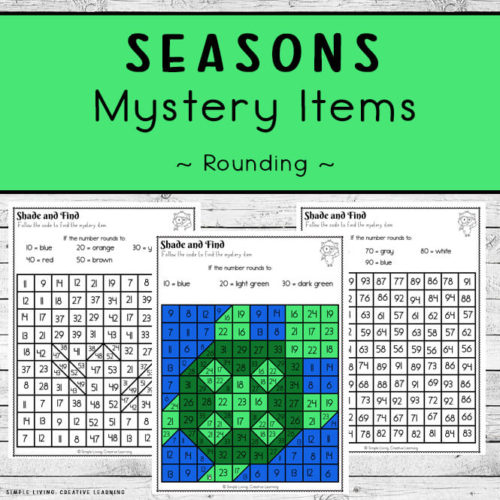 Seasons Mystery Items