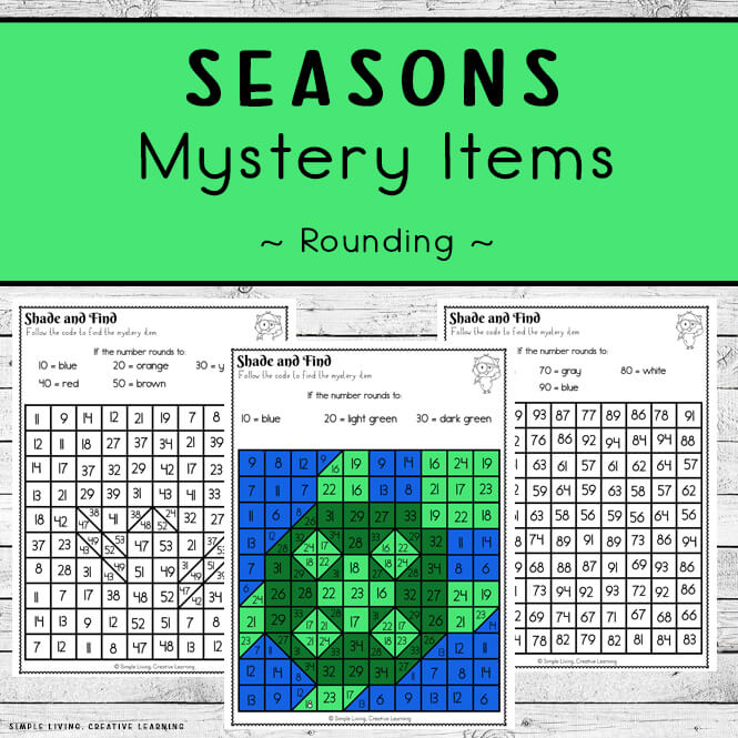 Seasons Mystery Items