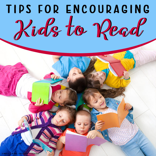 Tips for Encouraging Kids to Read