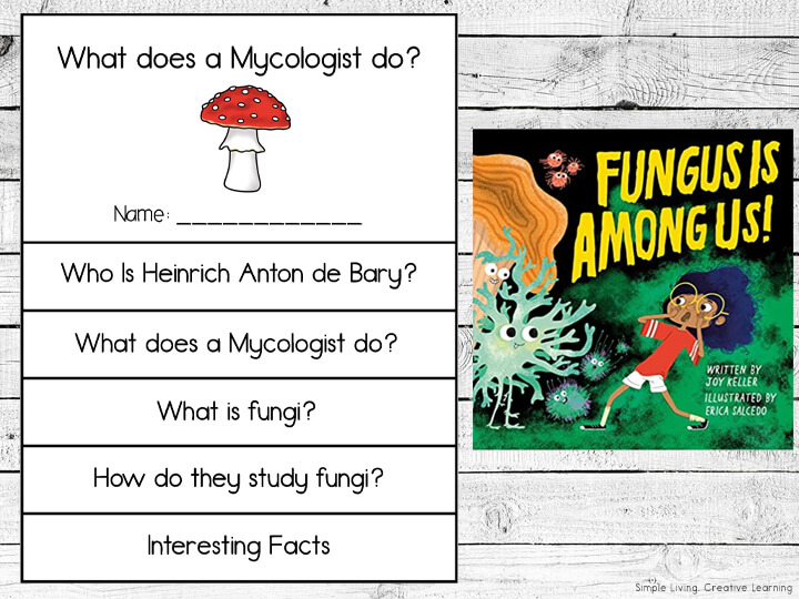 What does a Mycologist do?