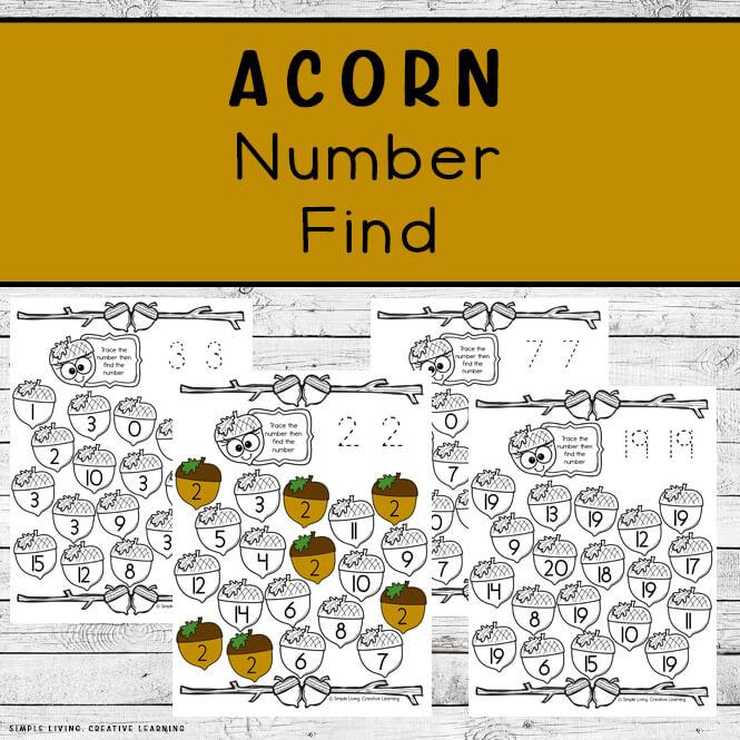 Acorn Number Find