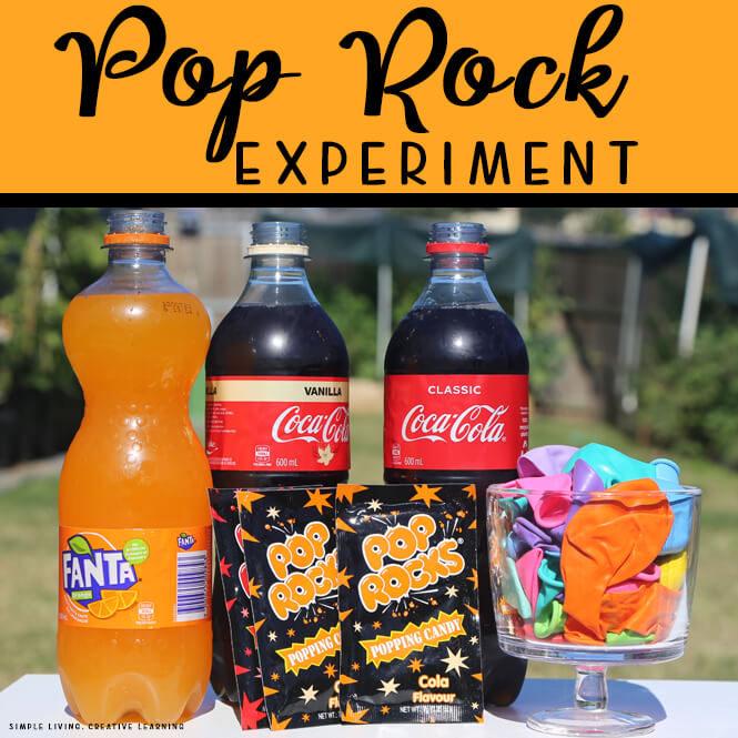 Pop Rock Experiment