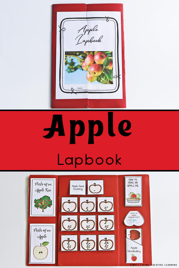 Apple Lapbook