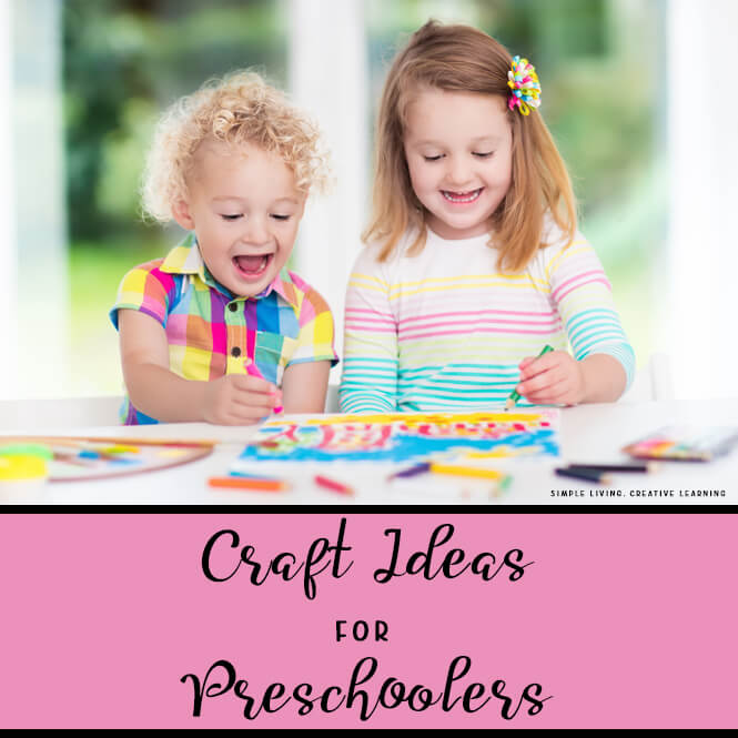 Craft Ideas for Preschoolers