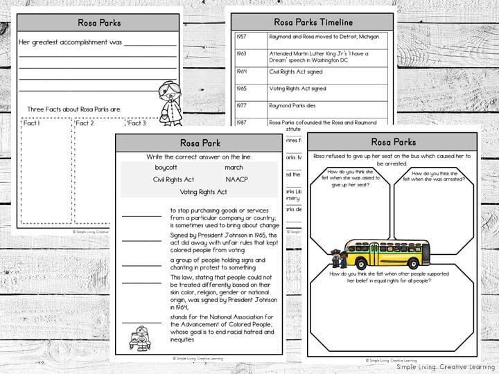 Rosa Parks Study