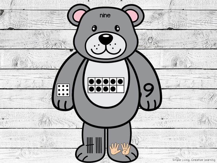 Bear Number Match