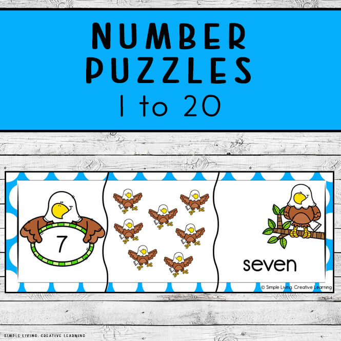 Eagle Number Puzzles