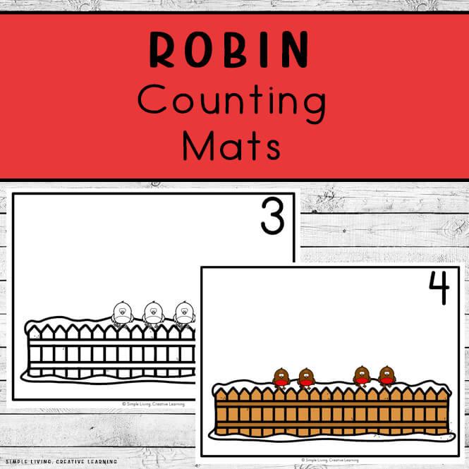 Robin Counting Mats