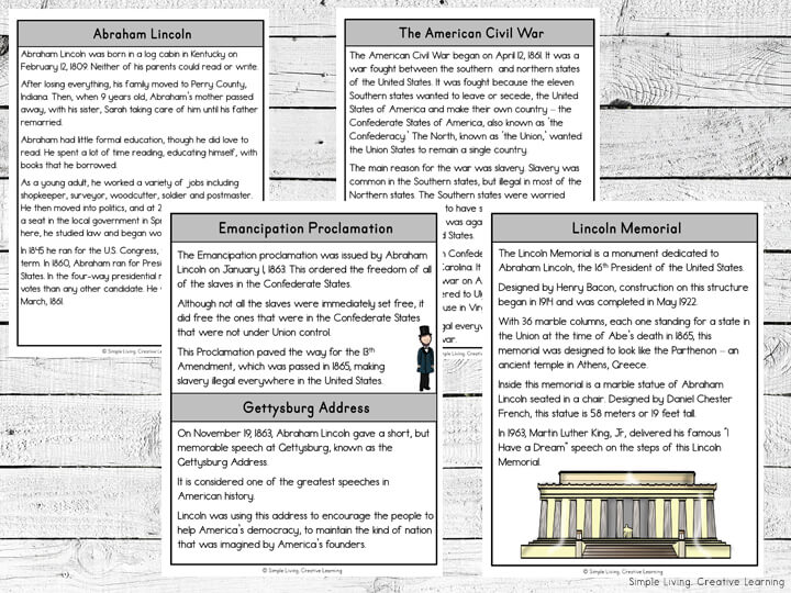 Abraham Lincoln Study