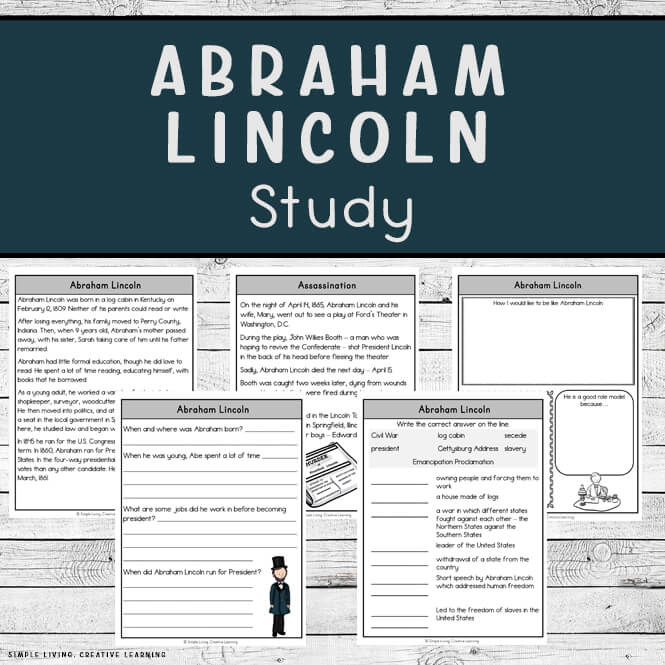 Abraham Lincoln Study