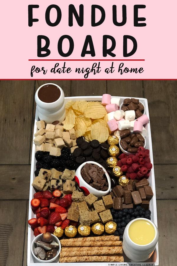 Fondue Board