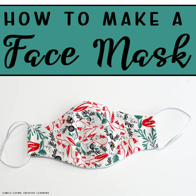 How to Sew a Face Mask