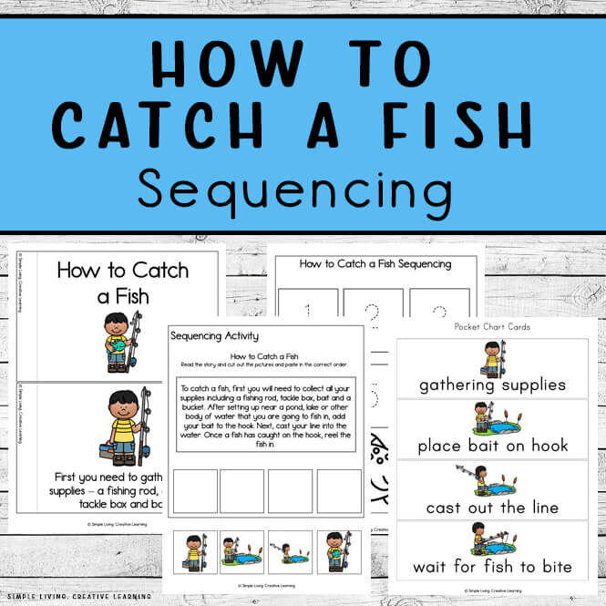 How to Catch a Fish Sequencing