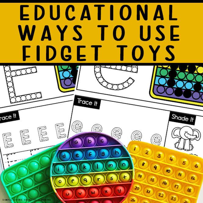 Educational Ways to Use Fidget Toys