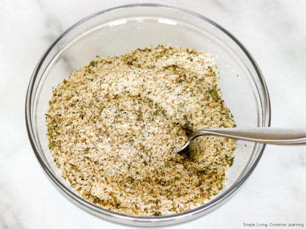 Garlic Bread Seasoning
